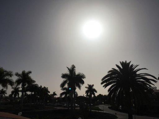Aurinkoa Kanarialla riittää, mutta sen käyttö energiaksi on vielä kunnolla hyödyntämättä.