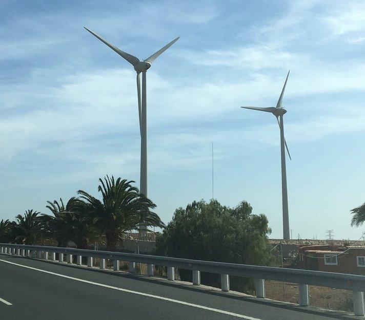 Kolumni – Sähkön hinta Kanarialla ja Espanjassa