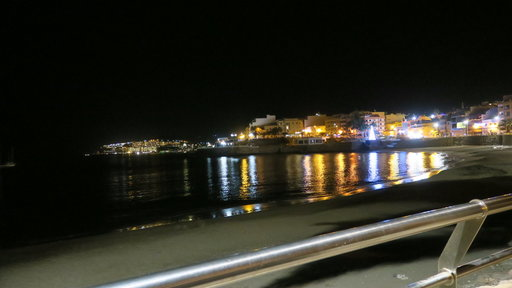 Näköaloja – Arguinegin: Rantapenkit<br />  Gran Canaria