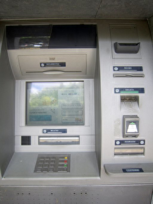 Yleistä - Pankkiautomaatit