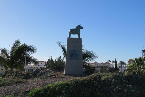 N&auml;ht&auml;vyyksi&auml; &ndash; San Agustin: Dalah&auml;sten<br /> &nbsp; Gran Canaria