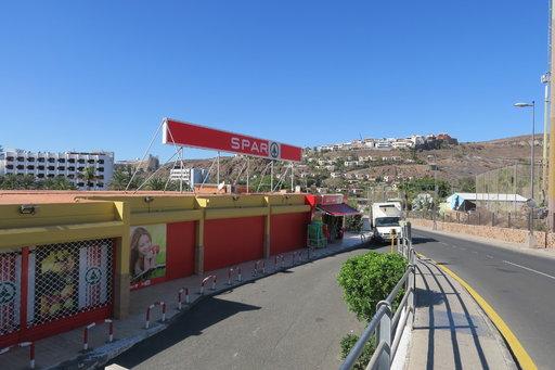 N&auml;k&ouml;alapaikat &ndash; San Agustinin vuorenrinne<br /> &nbsp; Gran Canaria