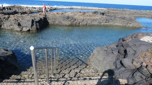 Uimarannat &ndash; Agaete: Las Salinas<br /> &nbsp; Gran Canaria