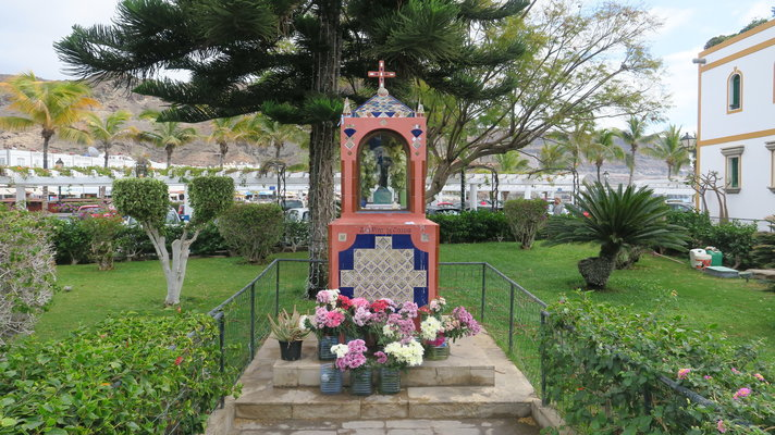N&auml;ht&auml;vyydet &ndash; Puerto de Mogan: Santa Rita de Cassia<br /> &nbsp;