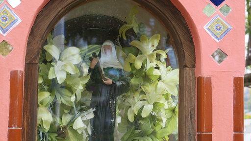N&auml;ht&auml;vyydet &ndash; Puerto de Mogan: Santa Rita de Cassia<br /> &nbsp; Gran Canaria