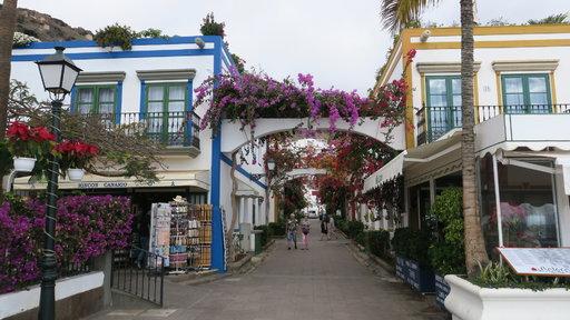 Suhteessa pinta-alaan Gran Canarian kalleimmat asunnot löytynevät Puerto de Moganista, jossa Norjalaisten kysyntä ja öljyraha pitävät hinnat korkeina. Perusyksiöstä maksetaan kuussa 1500-2000e.