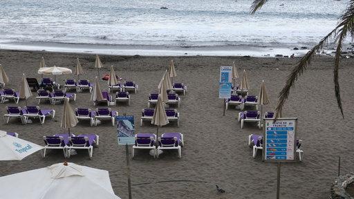 &nbsp;Uimarannat - Taurito<br /> &nbsp; Gran Canaria