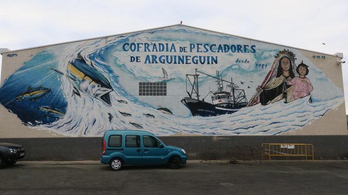 Graffitit – Arguineguin