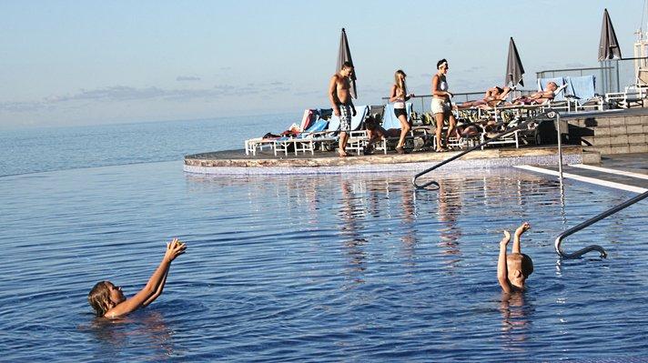 Matkailu - Gran Kanarian suosio kasvaa<br /> &nbsp;rajusti suomalaisten keskuudessa