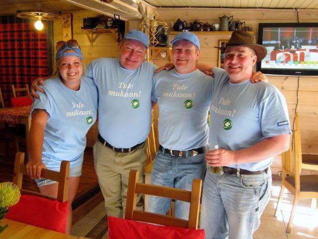 Vaalit vetivät väkeä suomalaisravintoloihin