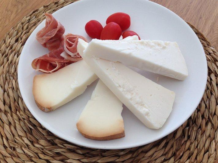 Gastronomia – Kanarian juustot<br />