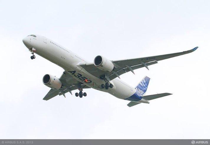 Airbus ennätyksellinen tilauksissa, toimituksissa ja tilauskannassa