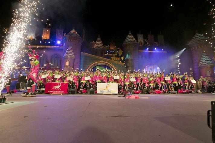 Tapahtumia - 2014: Osallistu Gran Canaria karnevaalihuumaan!