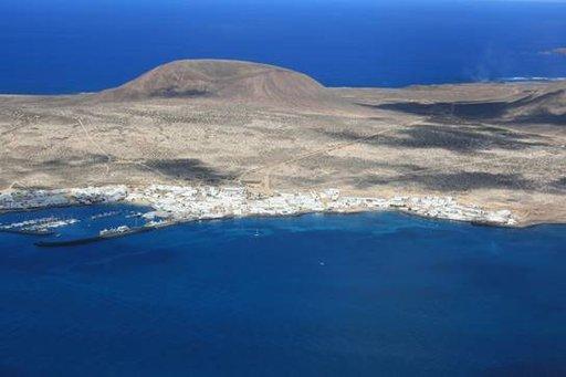 Fillarointi - Pikkuinen La Graciosa on maastopyöräilijöiden paratiisi Gran Canaria