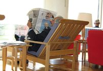 Moni ravintola ja kahvila tarjoaa asiakkailleen ilmaisen nettiyhteyden Gran Canaria