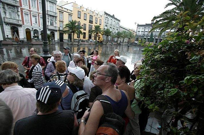 Menneellä talvikaudella Gran Canarialla vieraili kaksi miljoonaa turistia