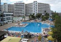 Gran Canarian lomakohteet ovat täynnä hotelleja Gran Canaria