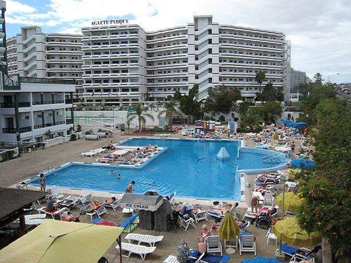 Gran Canarian lomakohteet ovat täynnä hotelleja