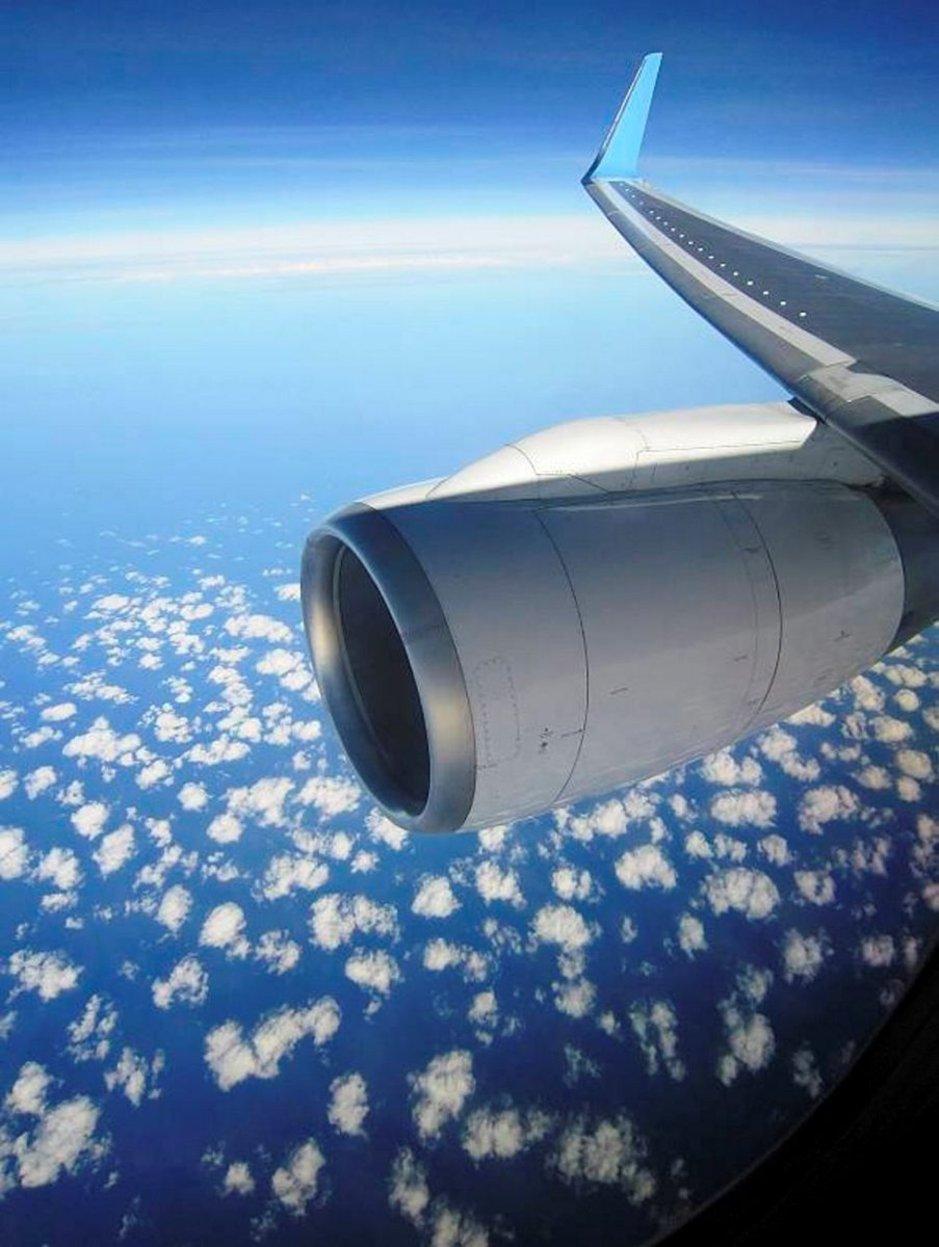 Lent&auml;minen - Lent&auml;minen ja<br /> laskeutuminen on turvallista myrskyss&auml;kin