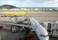Lentojen aikataulutiedot Helsingissä ja Las Palmasissa Gran Canaria