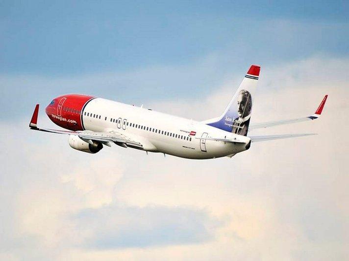 Norwegian lentäjien lakosta 350 miljoonan lasku