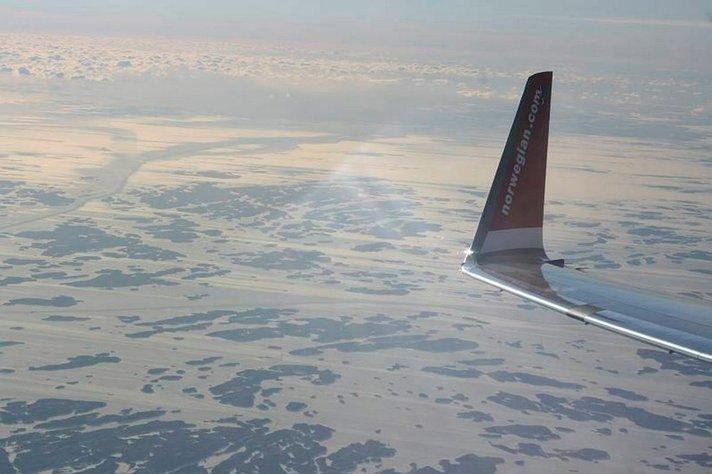 Espanjan lennot nostivat<br /> Norwegianin liikennett&auml;