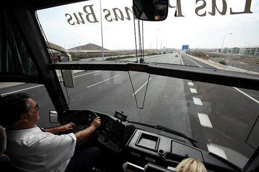 Varaa bussimatkalle pientä rahaa