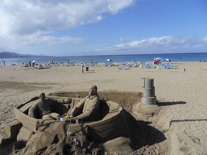 Matkailu - Las Palmas sittenkin hurmaava paikka
