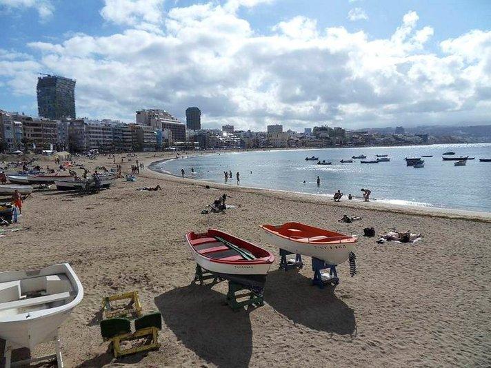 Las Palmas nousi suomalaisten<br /> syysloman suosikkilistalle