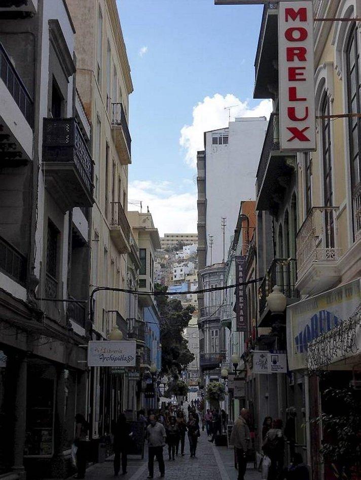 Kannattaa olla varovainen - Las Palmas aikaisempaa turvattomampi kaupunki