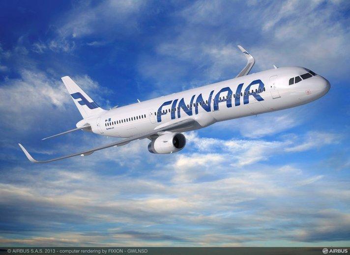 Finnair kasvatti matkustaja-<br /> m&auml;&auml;ri&auml; syyskuussa