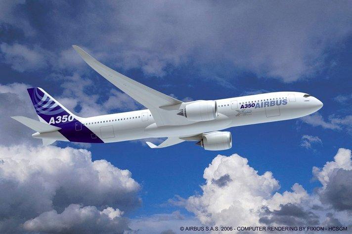 Airbus valmisti yli 600 konetta viime vuonna