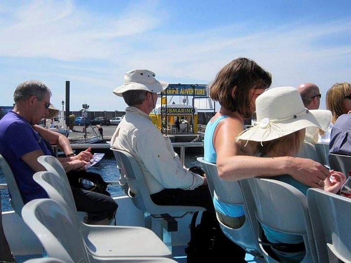 Kanariansaarilla ennätysmäärä turisteja