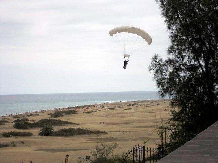 Tällaista tapahtui talvella - Naamiomiehet tunkeutuivat saksalaispariskunnan kotiin Playa del Inglésissä