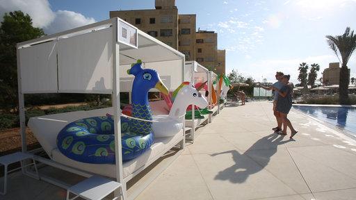 Matkailu - Matkailusektori<br /> her&auml;&auml;m&auml;ss&auml; lelujen talteenottoon Gran Canaria