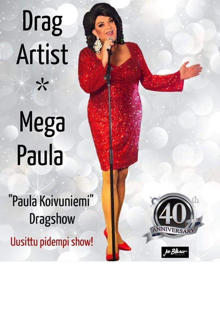 Artistit - Mega-Paula