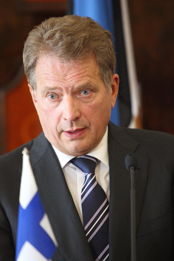 Hyv&auml;&auml; itsen&auml;isyysp&auml;iv&auml;&auml;:<br /> Suomen tasavallan&nbsp;presidentin&nbsp;<br /> tervehdys ulkosuomalaisille&nbsp;
