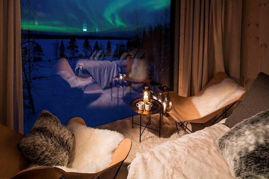 LAPISTA VAIN 1: Erikoisia kohteita<br /> k&auml;rjess&auml; Suomen Travel Galassa