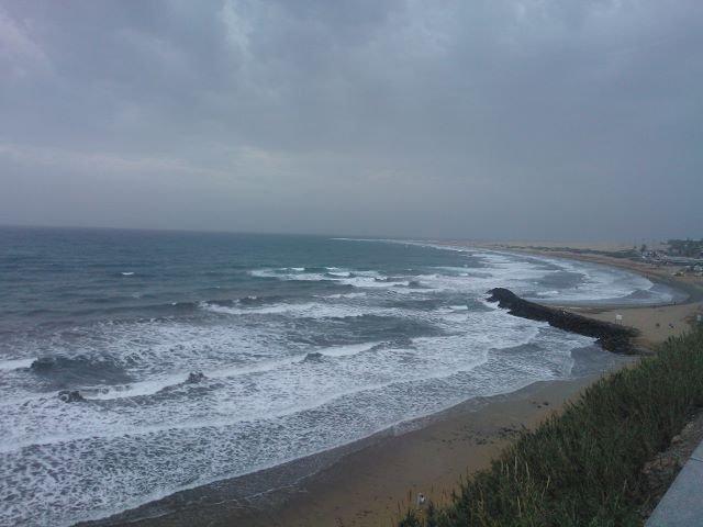 Gran Canarialla yhä odottava tunnelma - tyyntä myrskyn edellä
