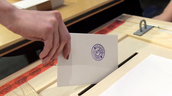 Suomipaikat - Vaalivalvojaiset Gran Canarialla