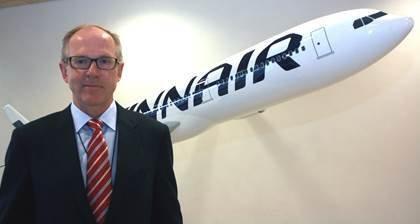 Finnairin toimitusjohtaja:
