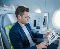 <br /> Finnair avaa vaatekaupan ja nettiyhteyksi&auml; lennoille