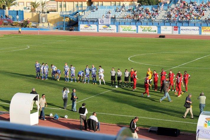 29. kansainvälinen jalkapalloturnaus Maspalomasissa