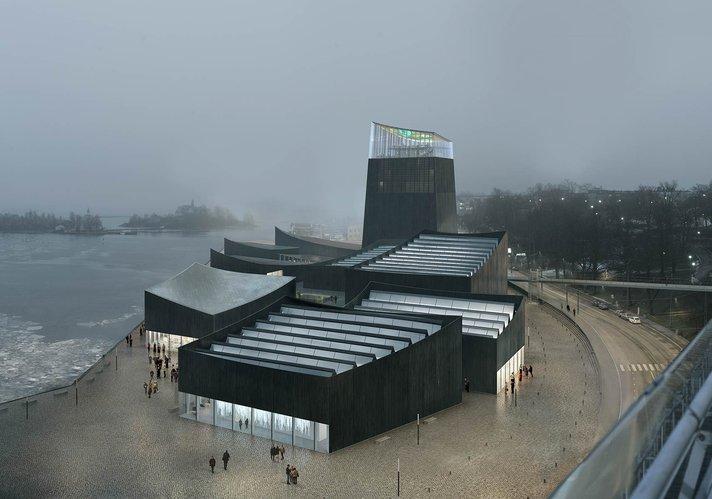 Finavia investoi Guggenheim Helsinki<br /> -hankkeeseen:&nbsp;tavoitteena lis&auml;t&auml;<br /> Helsingin houkuttelevuutta matkakohteena