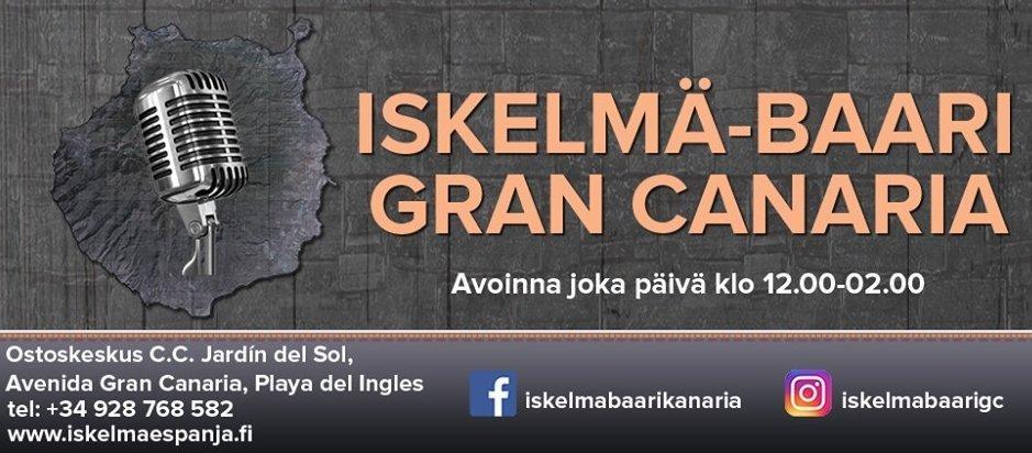 Suomipaikat - Iskelmä - Baarin maaliskuun tarjonta