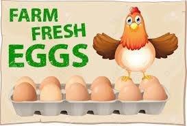 Huom. Samasta paikasta voit myös kätevästi ostaa tuoreita vapaasti kasvatettujen kanojen munia, kymmenen kappaleen kanamunapakkaus vain 2,50 euroa.
