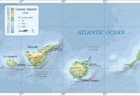 Kanariansaarten kartat Gran Canaria