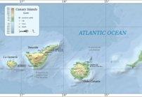 Kanaria ABC - Kanariansaarten kartat<br />