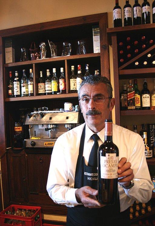 Kanarian parhaat viinit tulevat Teneriffalta ja Lanzarotelta.