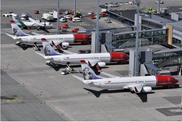 Norwegianin lakko vaikuttaa jo Gran Canarialla: ensimmäinen lento peruttu Las Palmasissa